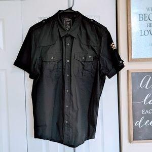 Guess Cypress military shirt
